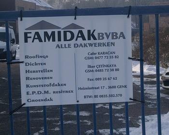 Famidak - Dakwerken